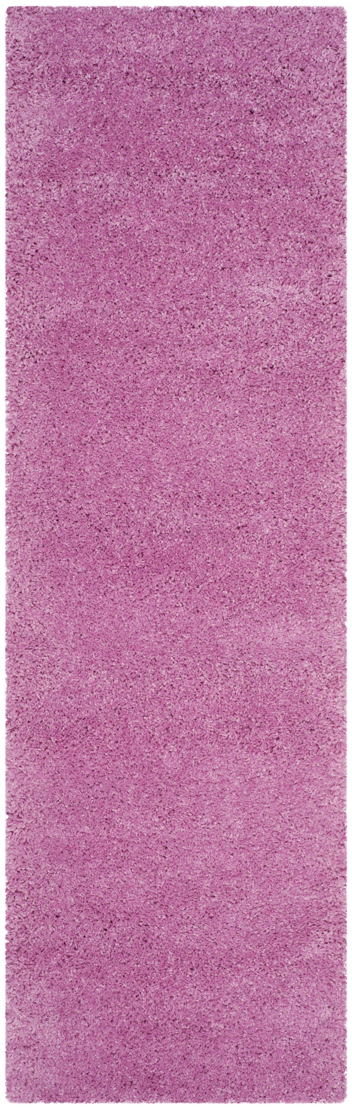 Vandoren Pink Area Rug Rug Size: Runner 2'3