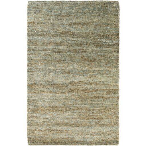 Henslee Forest/Slate Area Rug Rug Size: Rectangle 4' x 6'
