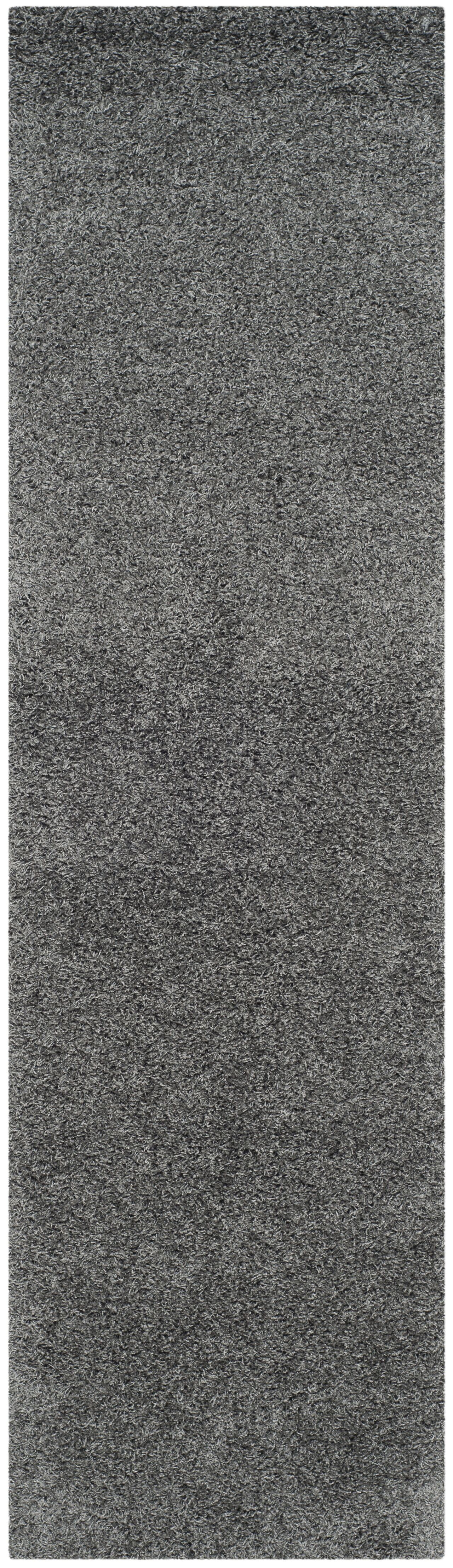 Nickols Shag Dark Gray Area Rug Rug Size: Rectangle 8'6