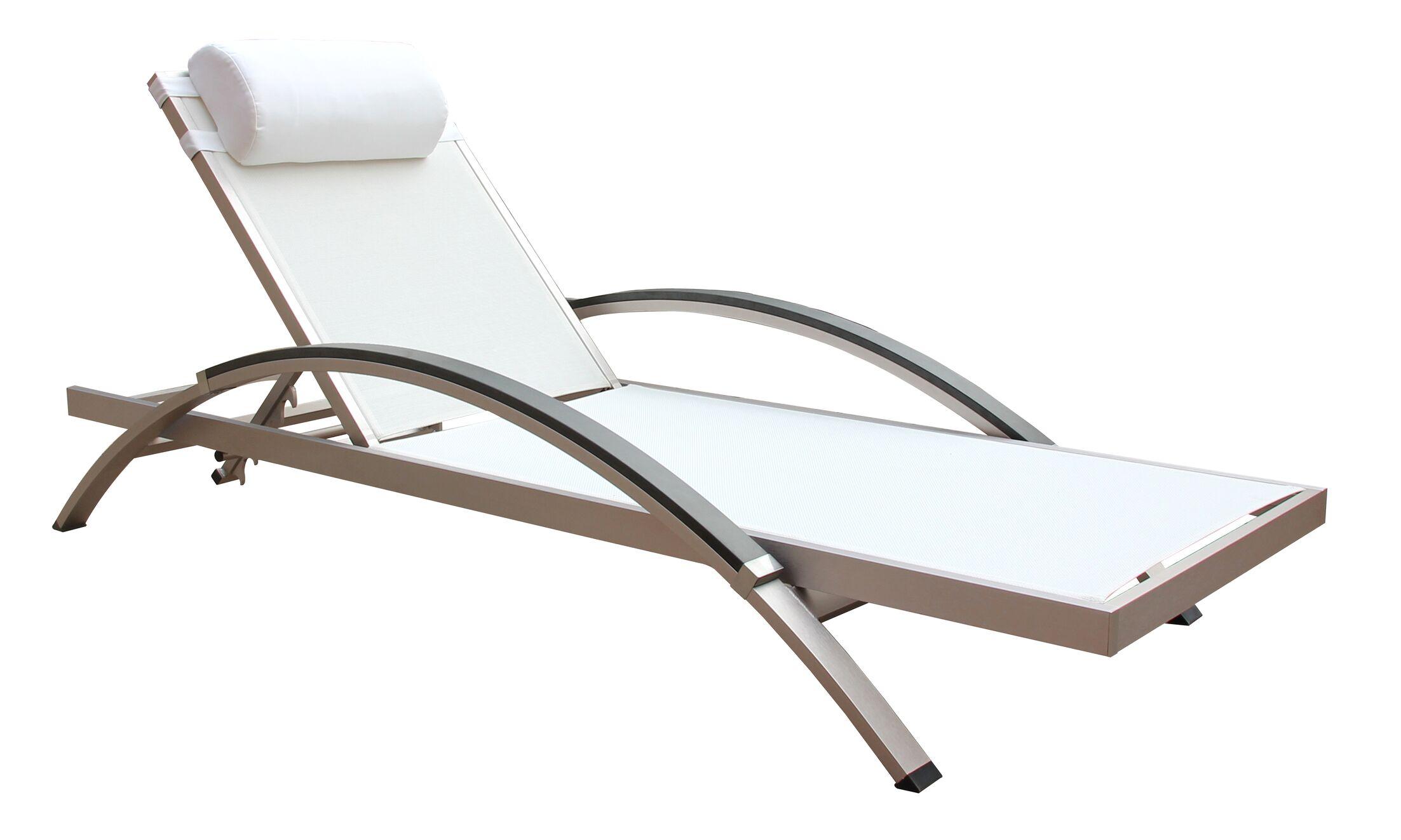 Galicia Chaise Lounge