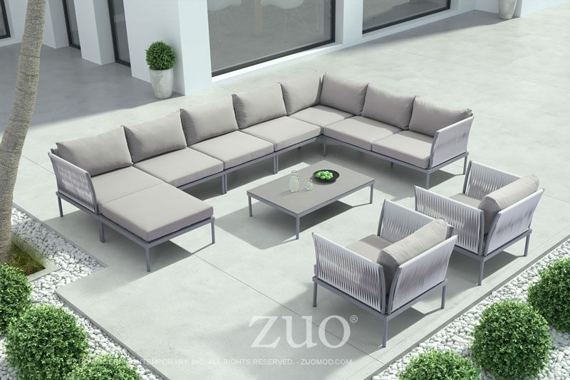Alfaro Sectional Seating Group with Cushions