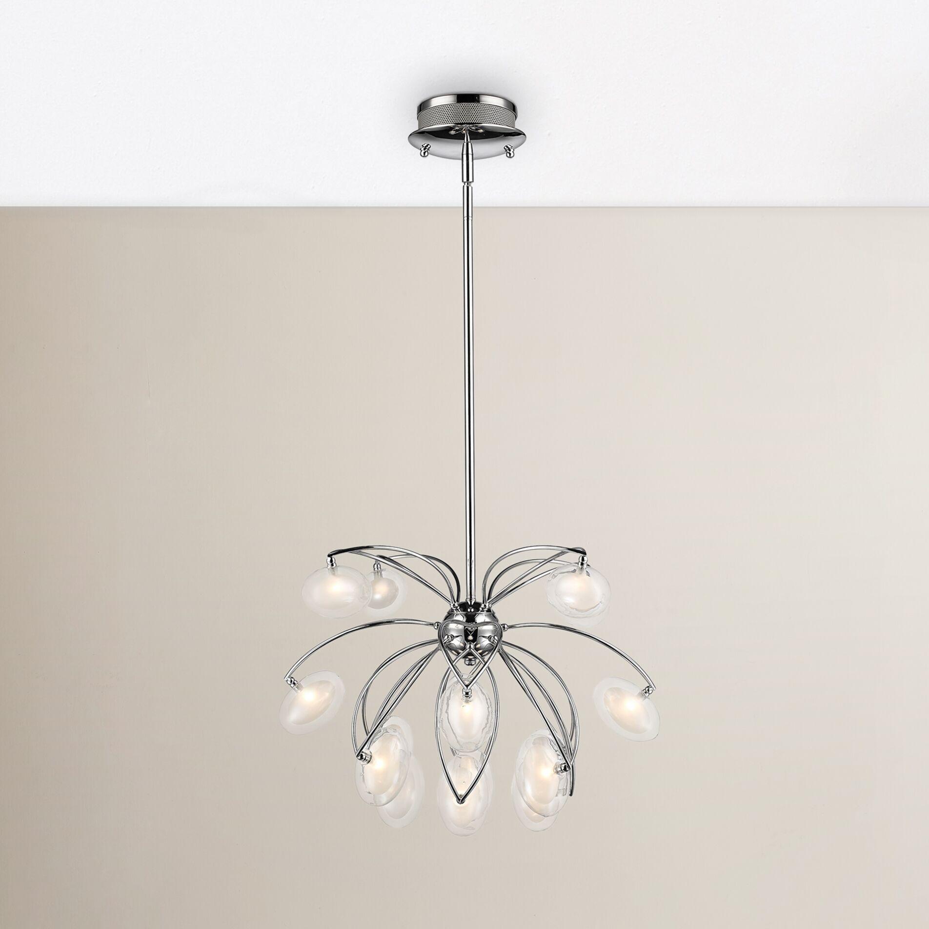 Sheedy 16-Light Sputnik Chandelier