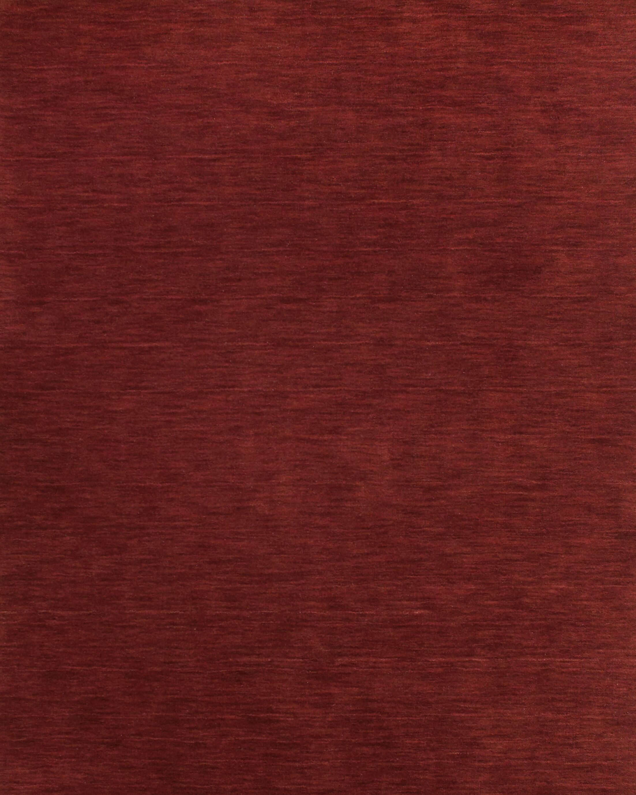 Larissa Rust Rug Rug Size: Rectangle 5' x 8'