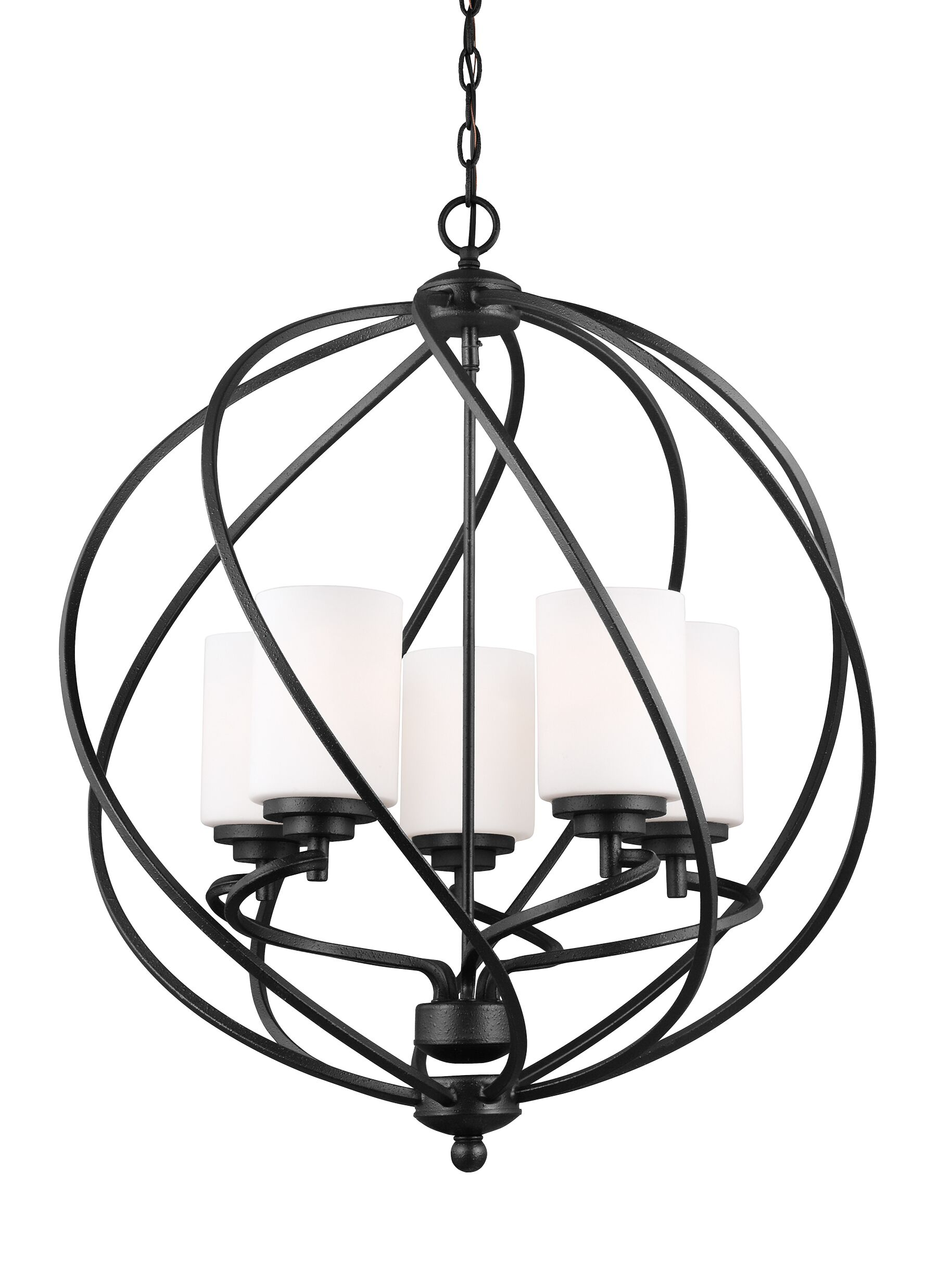 Redington 5-Light Globe Chandelier