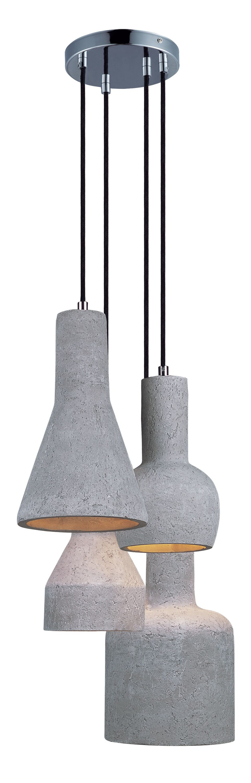 Olszewski 4-Light Pendant