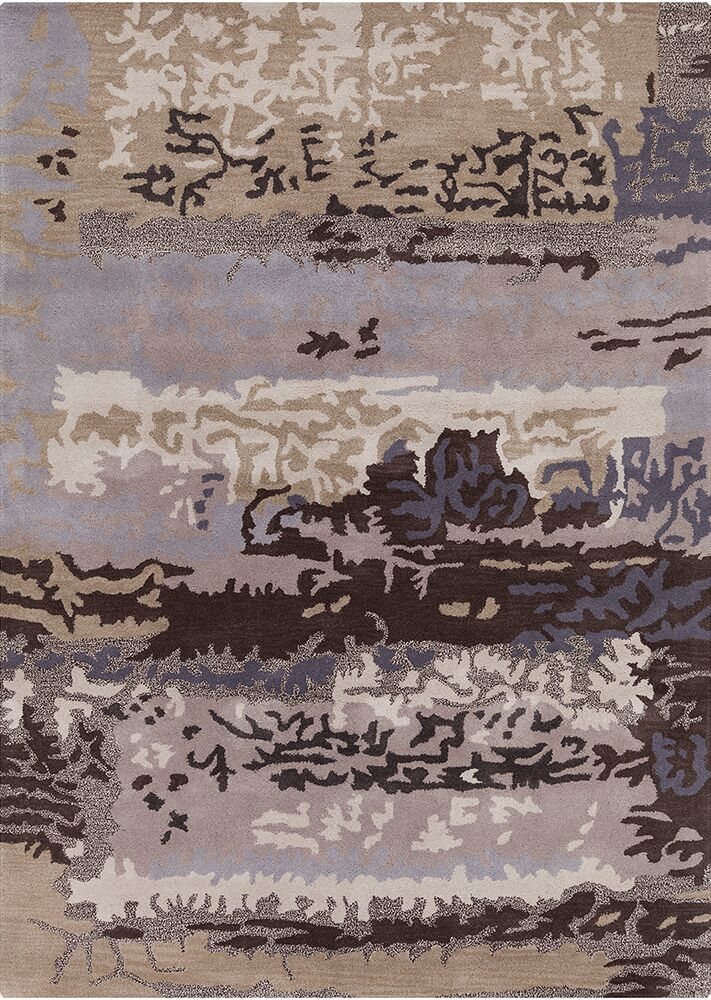 Pender Abstract Area Rug Rug Size: 9' x 13'