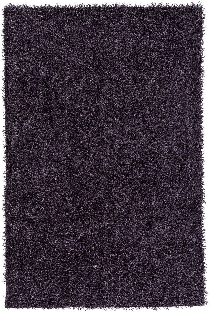 Mchaney Hand-Tufted Purple Area Rug Rug Size: Rectangle 4' x 6'