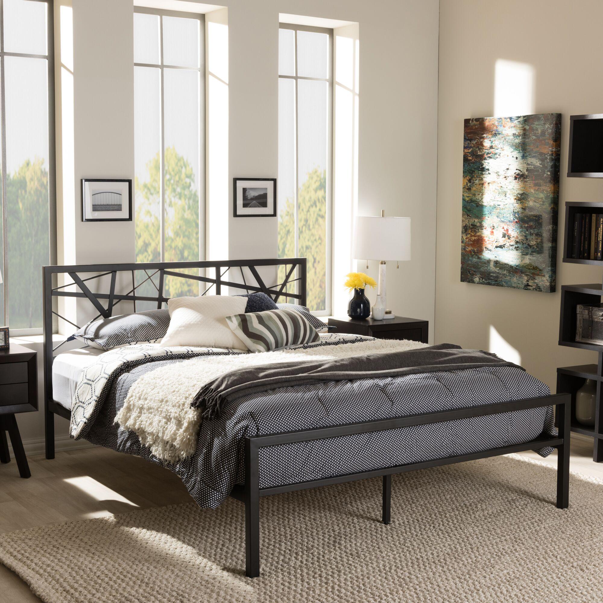 Smyth Platform Bed Size: Full