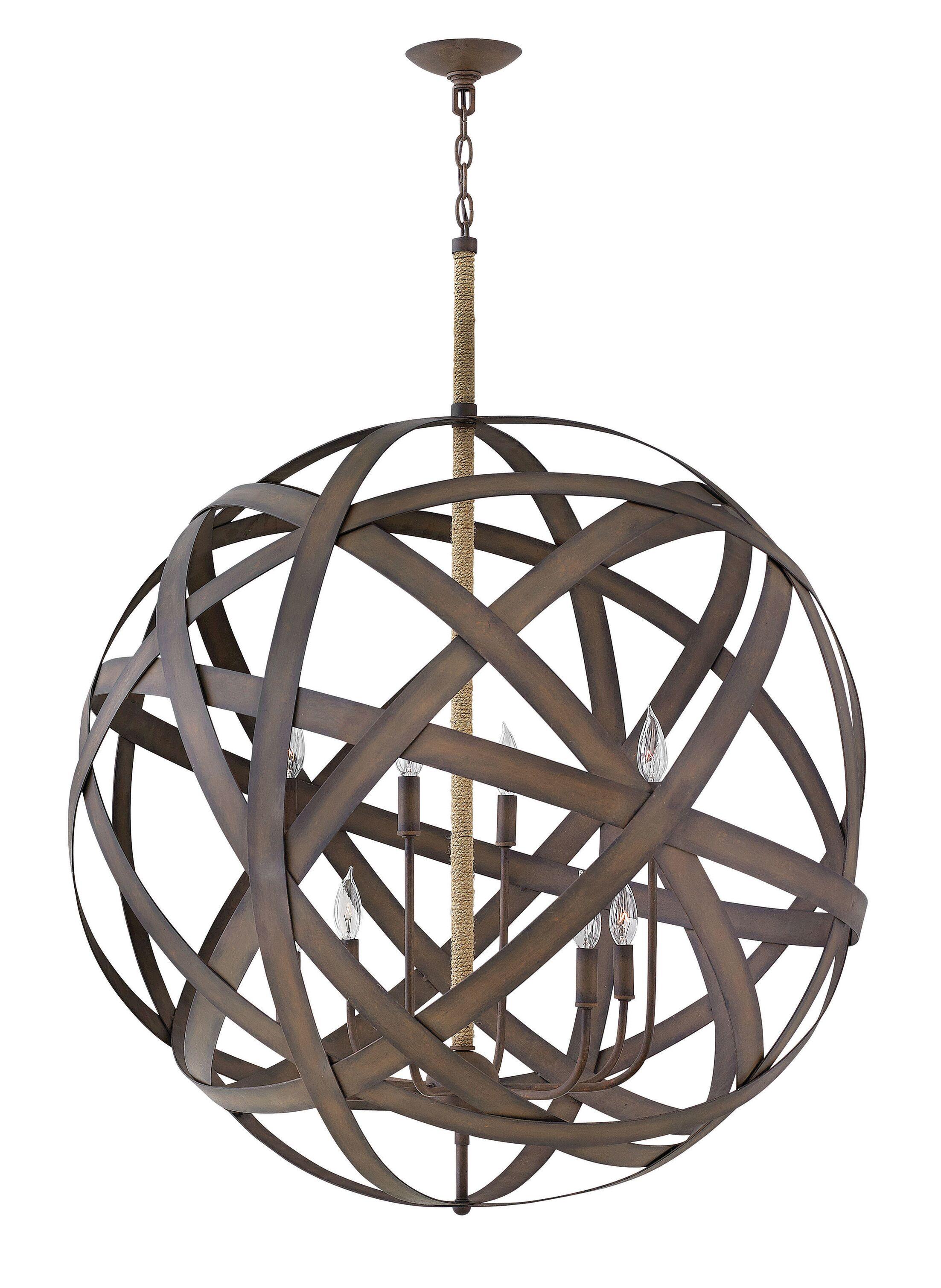 Carson 8-Light Pendant