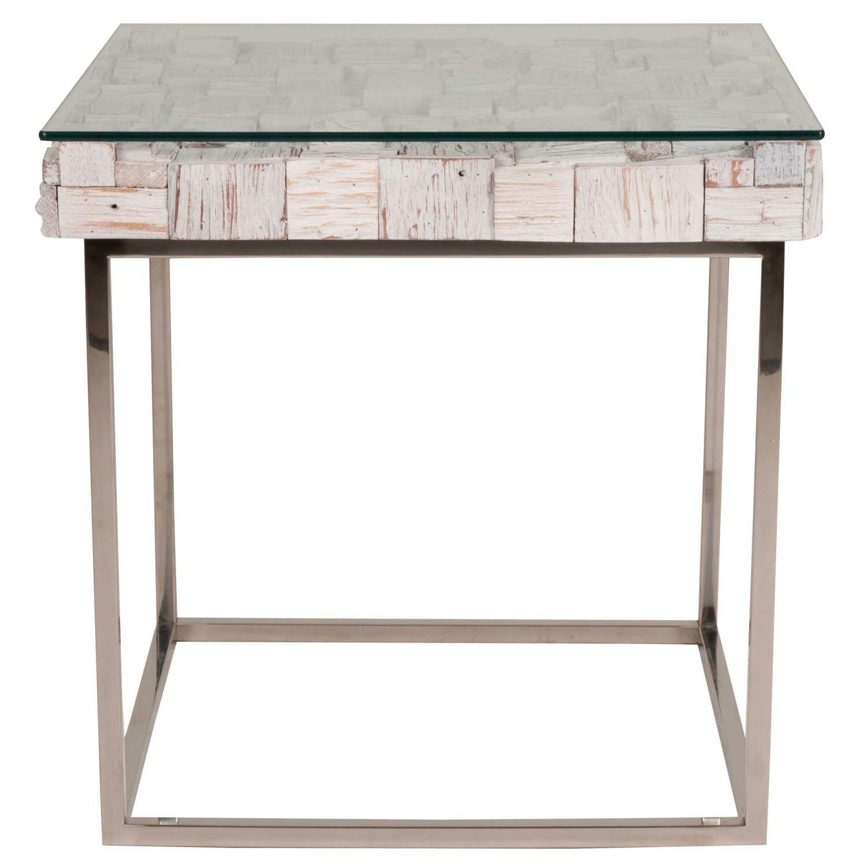 Salmeron Native End Table