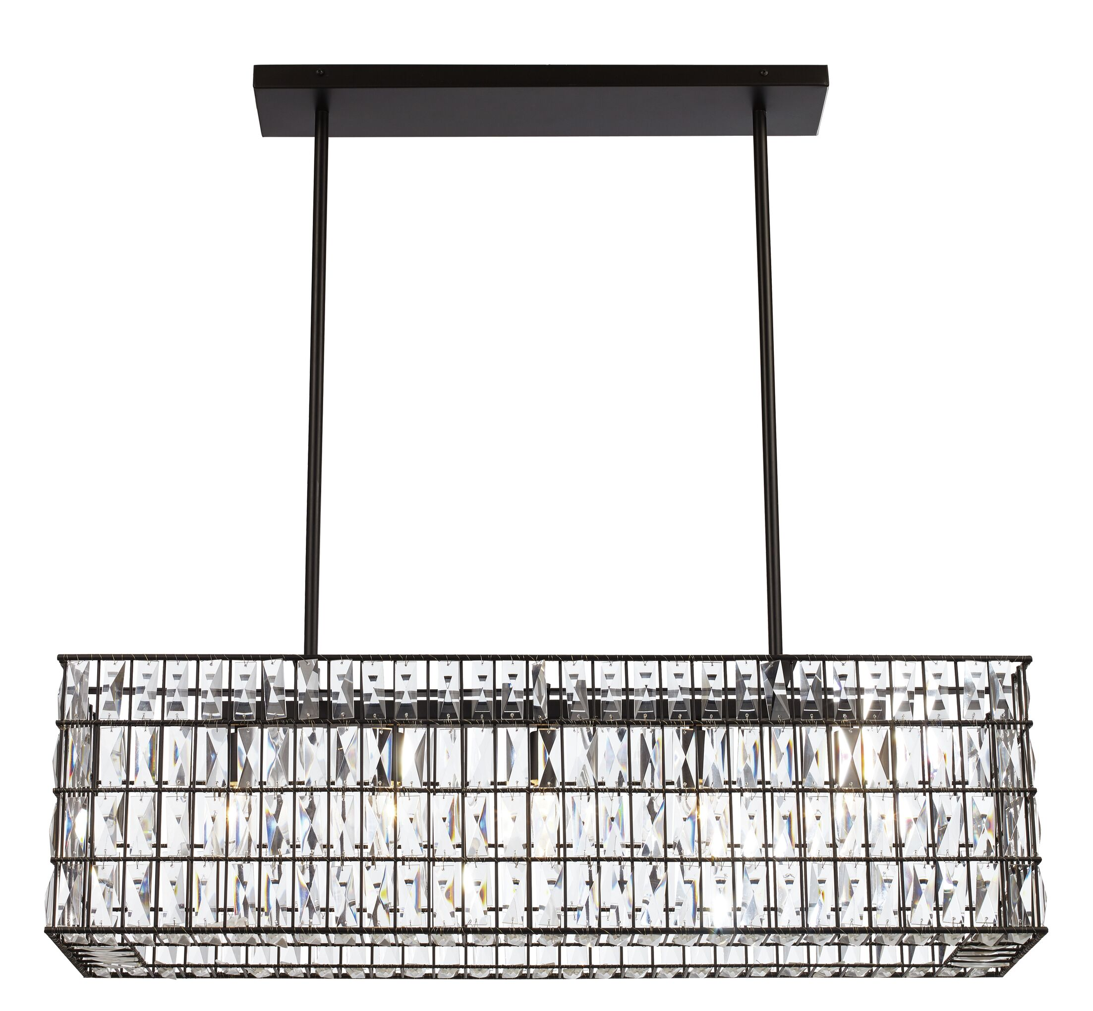 Rossignol 5-Light Kitchen Island Pendant