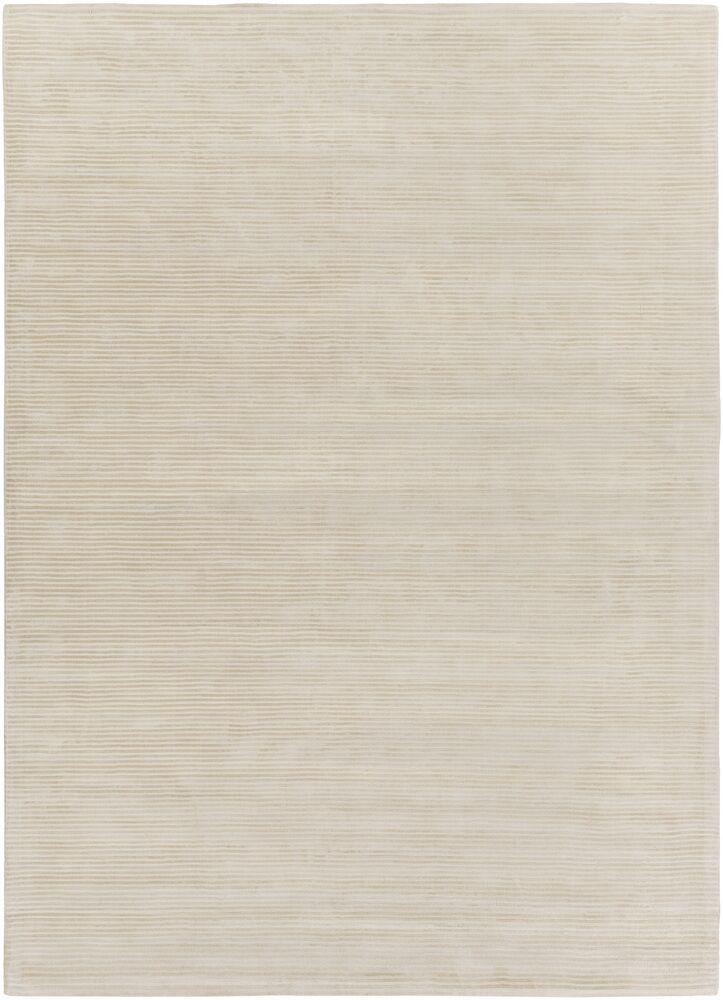 Dinardo Graphite Papyrus Striped Area Rug Rug Size: Rectangle 9' x 13'