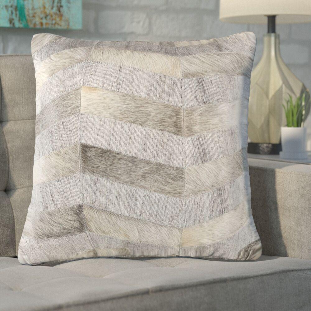 Shore Front Throw Pillow