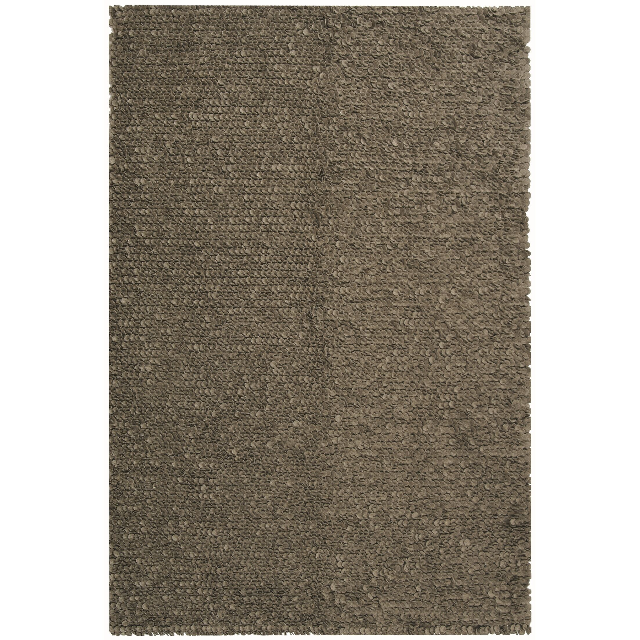 Sinope Grey Area Rug Rug Size: Rectangle 4' x 6'