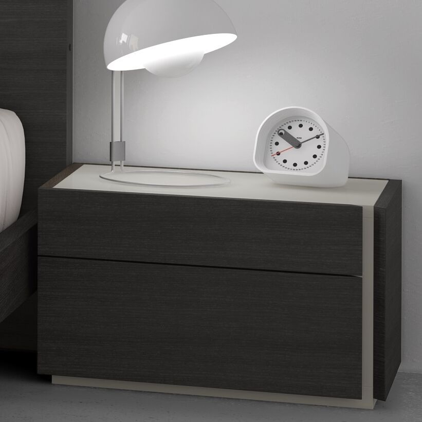 Cullerton 2 Drawer Nightstand
