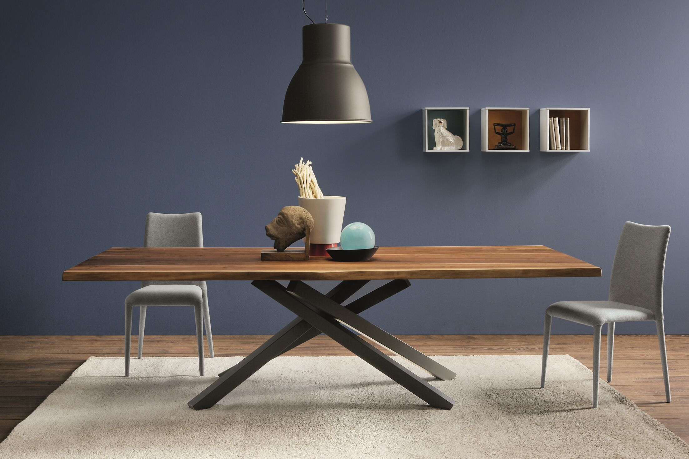 Pechino Dining Table Size: 29.5