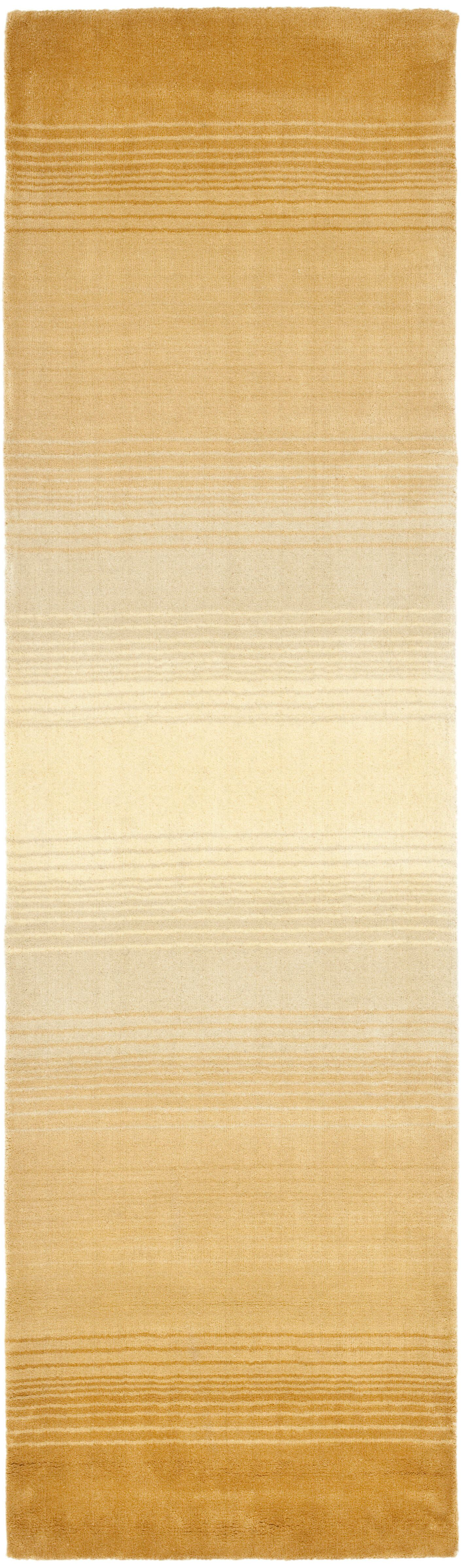 Mcneil Gold Area Rug Rug Size: Rectangle 4' x 6'