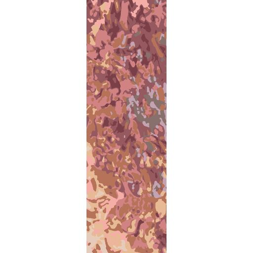 Ayanna Salmon/Coral Area Rug Rug Size: Runner 2'6