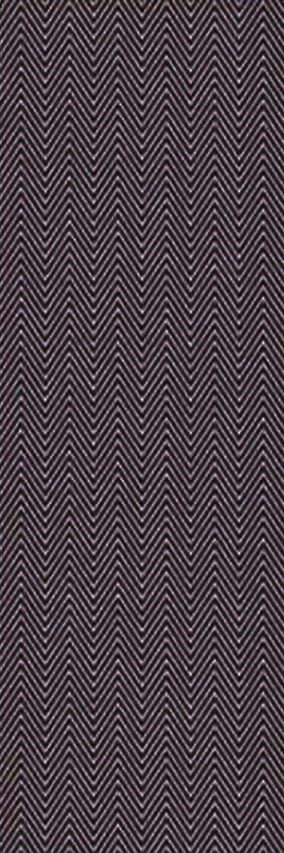 Nasir Hand-Woven Purple Area Rug Rug Size: Runner 2'6