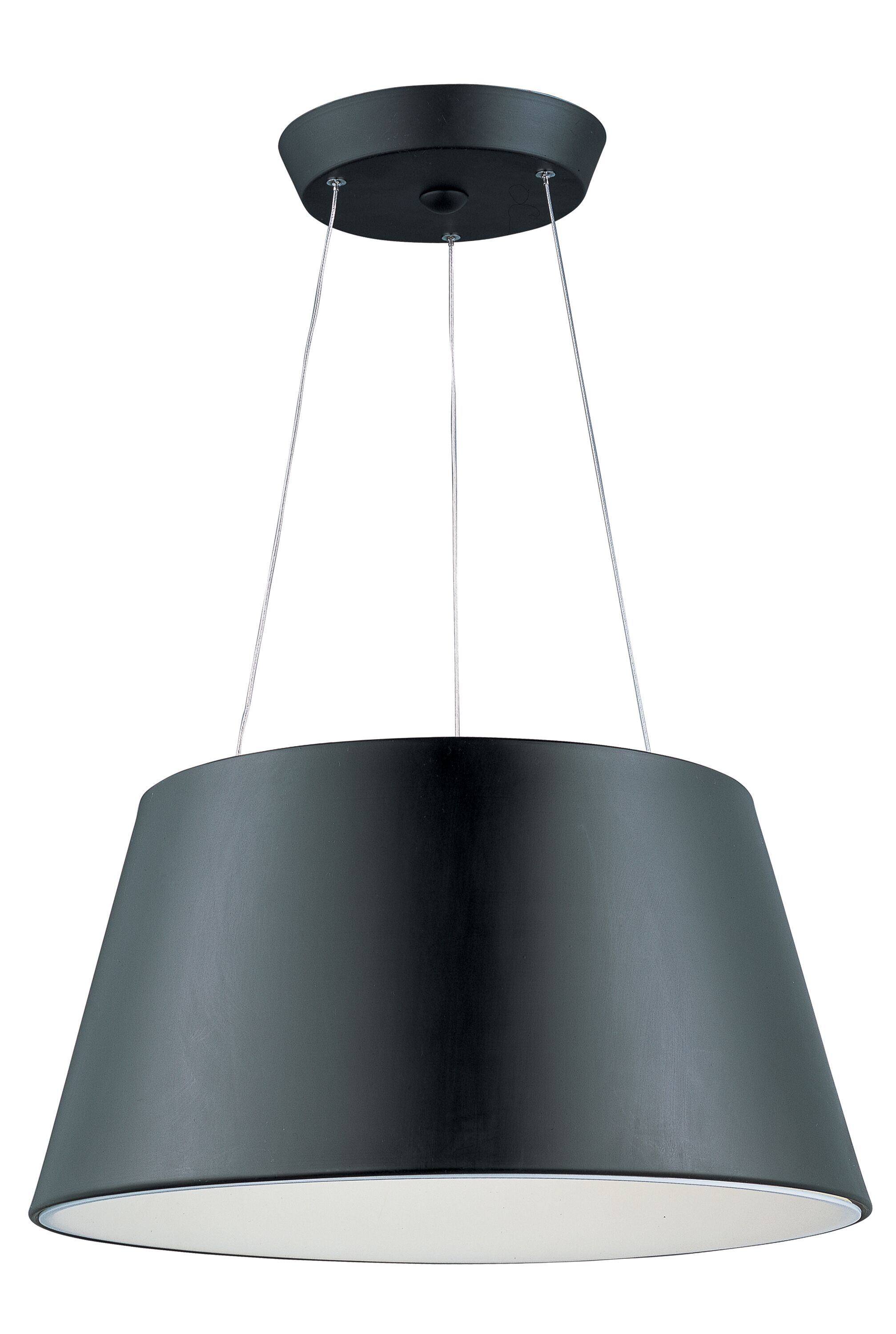 Callan 1-Light  LED Cone Pendant Size: 133.5