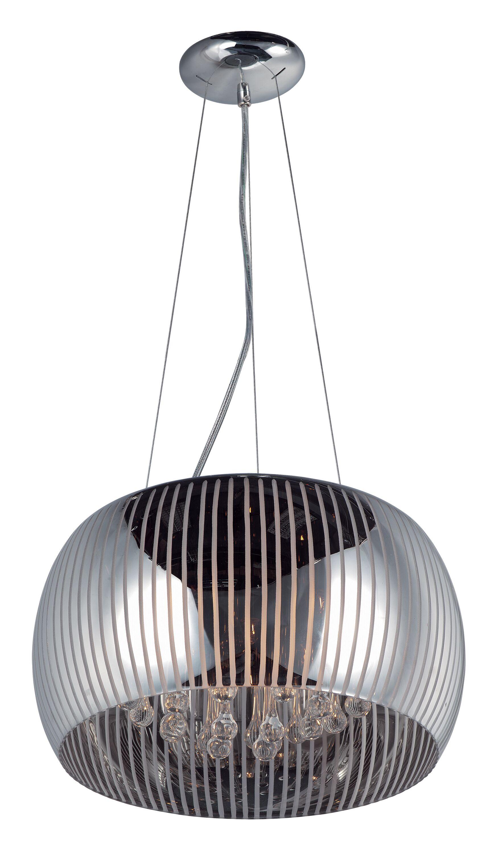 Deleo Modern 5-Light Drum Pendant