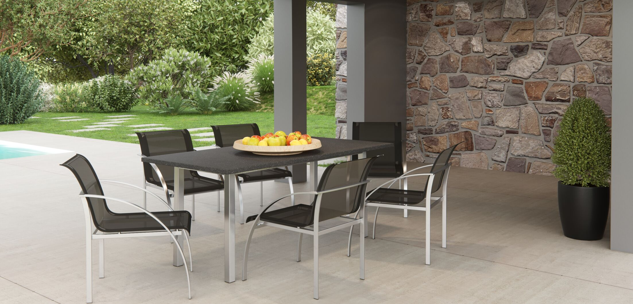 Cockrell Modern 7 Piece Dining Set