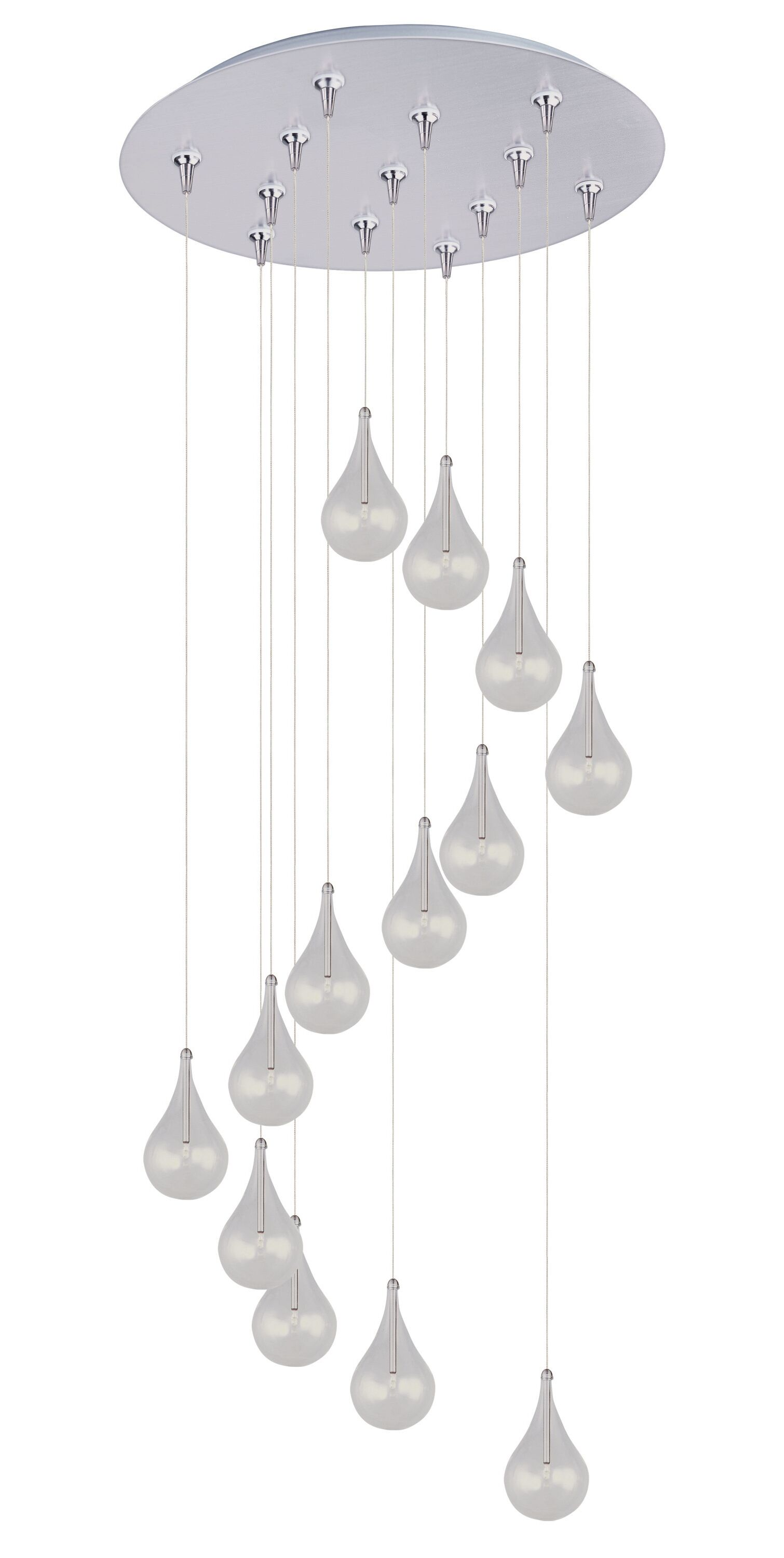 Neal 13-Light Cascade Pendant
