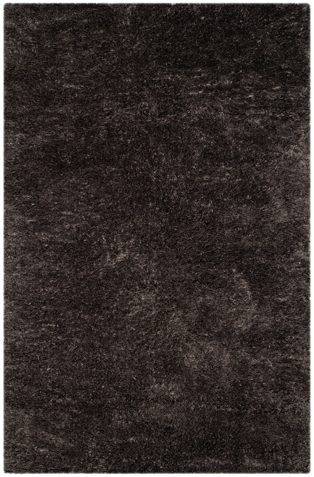 Kenney Dark Gray Area Rug Rug Size: Rectangle 5'1