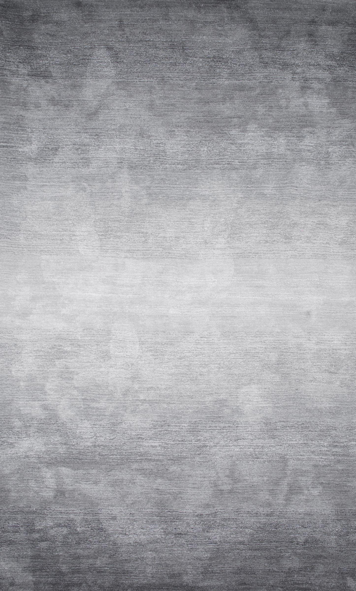Deskins Hand-Tufted Gray Area Rug Rug Size: Rectangle 8'6