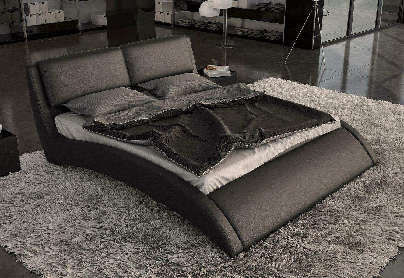 Belafonte Upholstered Platform Bed Size: King