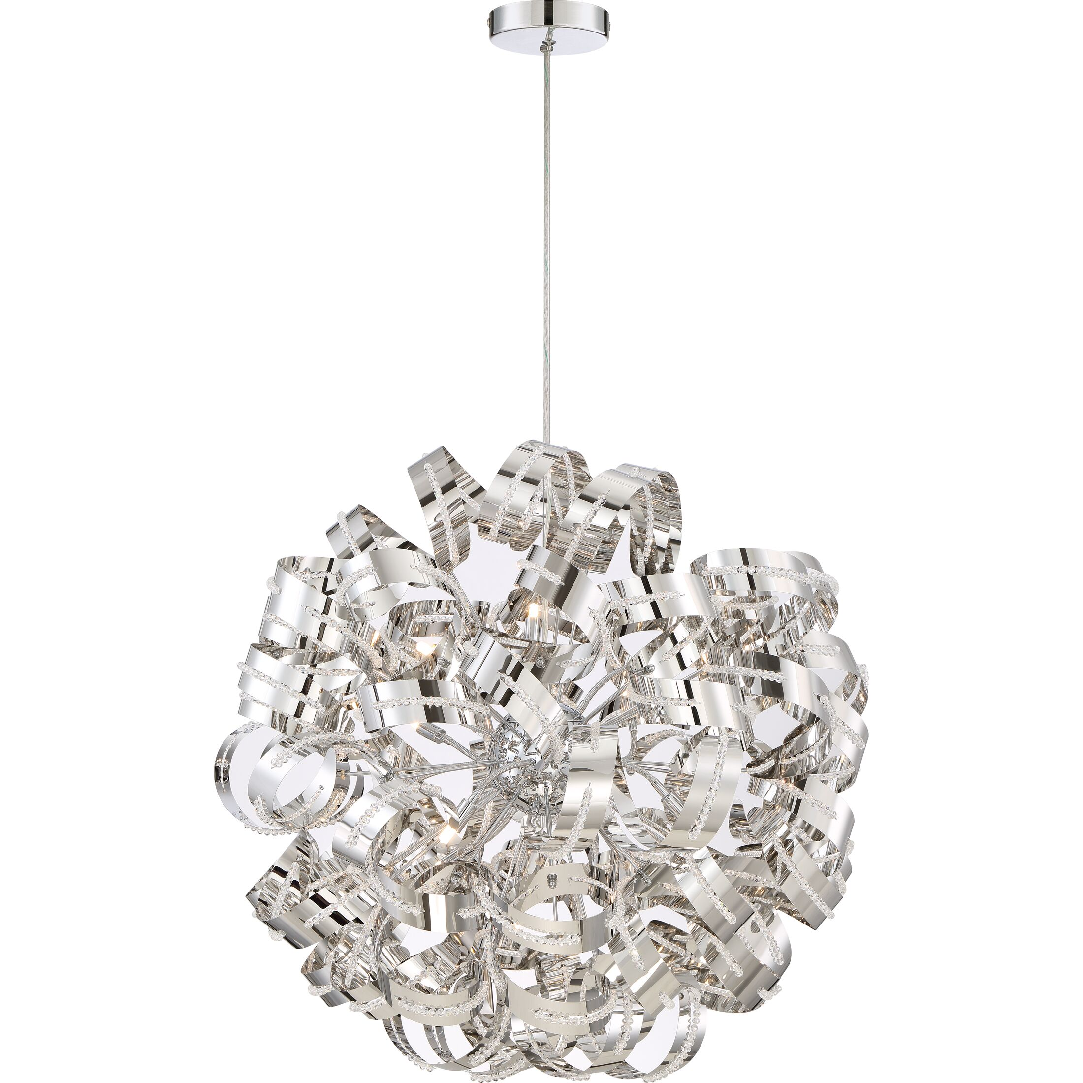 Cooper 12-Light Globe Chandelier
