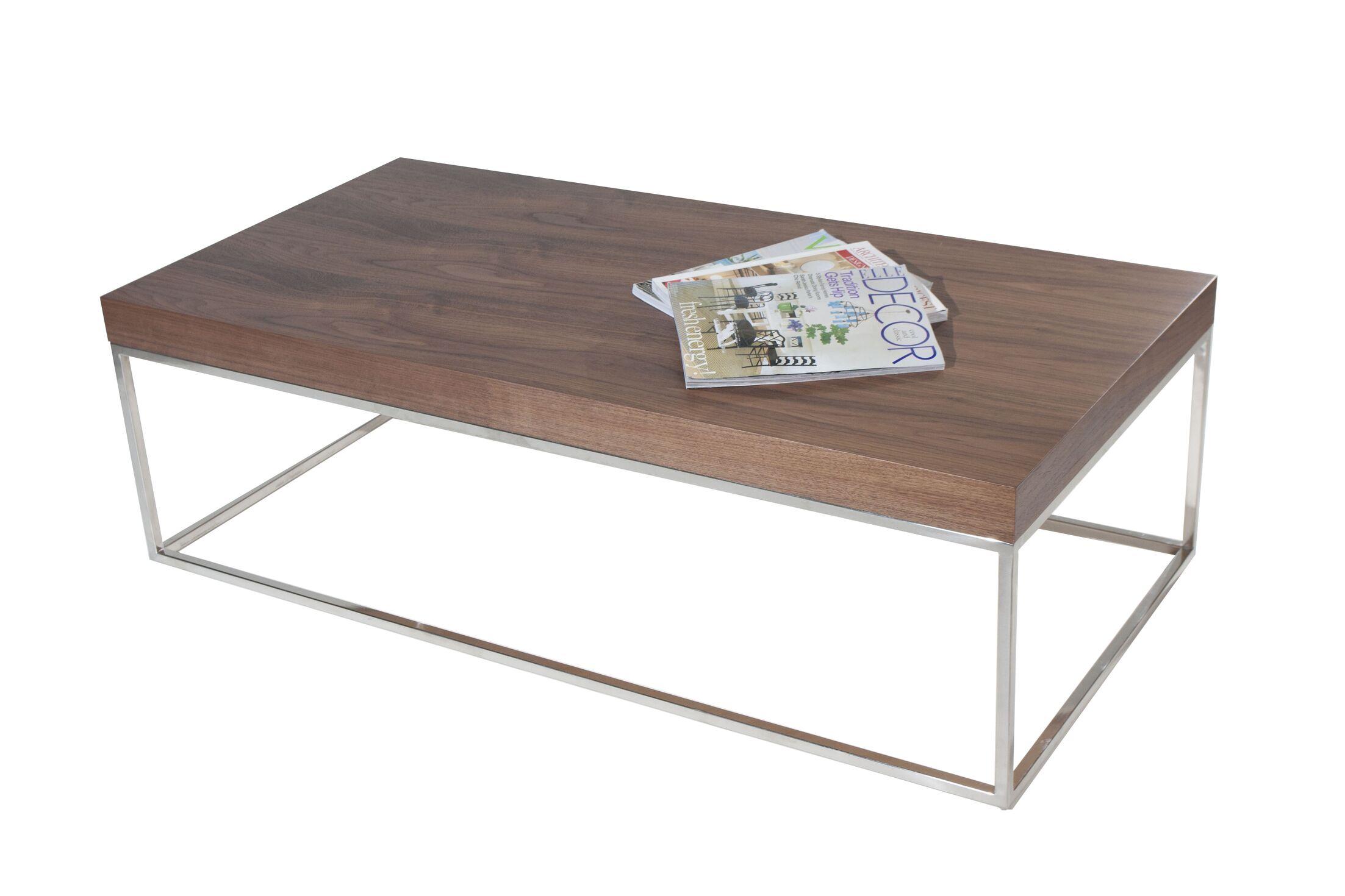 Mcnair Coffee Table Color: Hazelnut