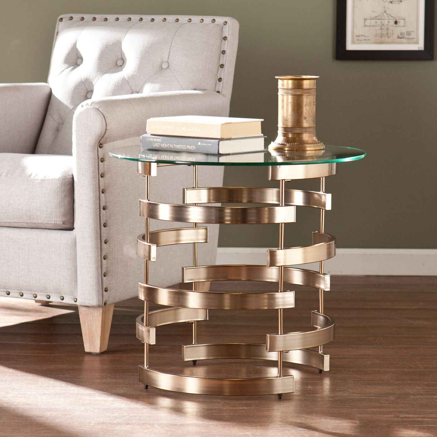 Coady End Table
