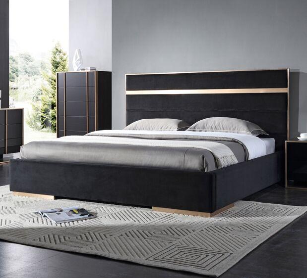 Ayaan Upholstered Platform Bed Size: Queen