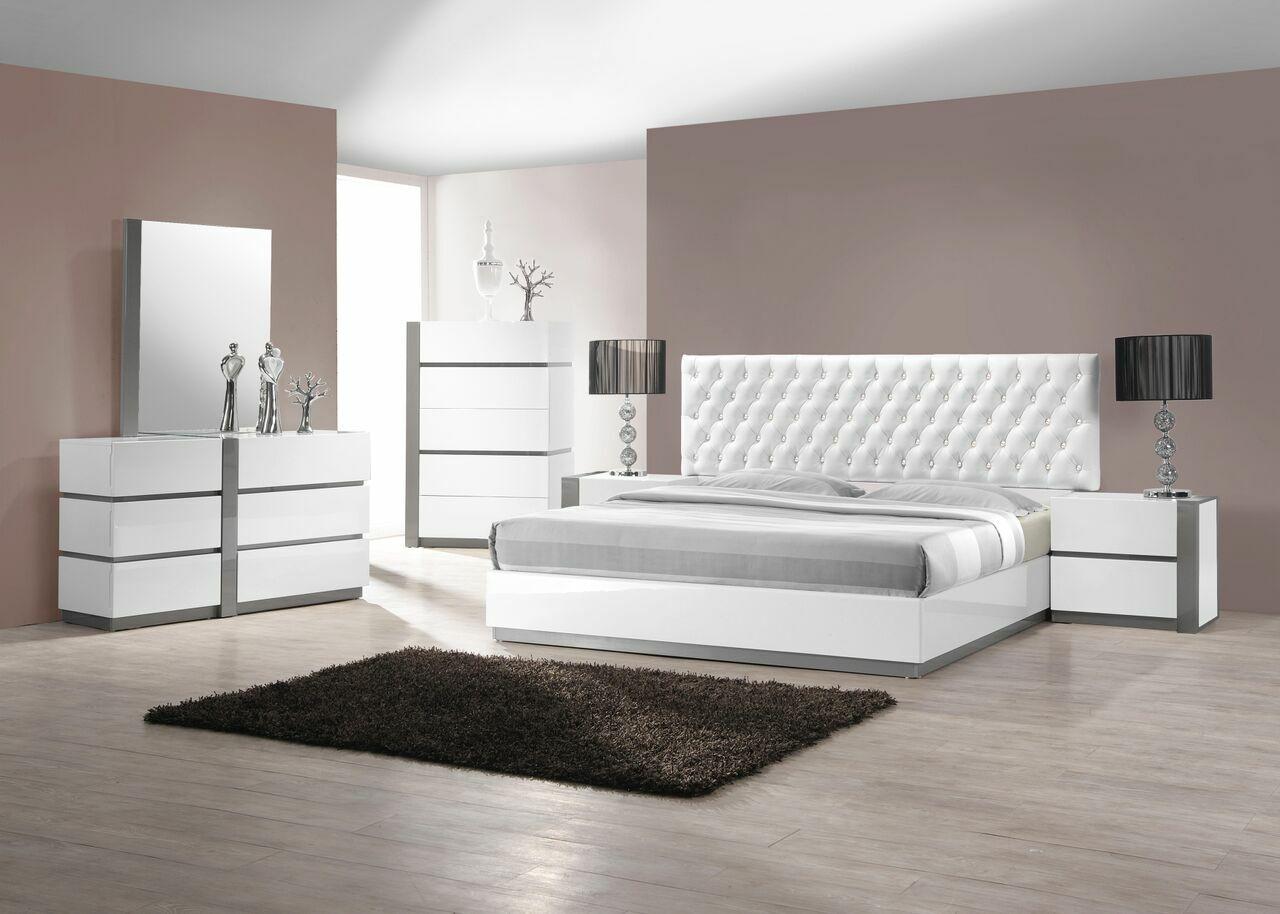 Kajal Platform 5 Piece Bedroom Set Size: California King