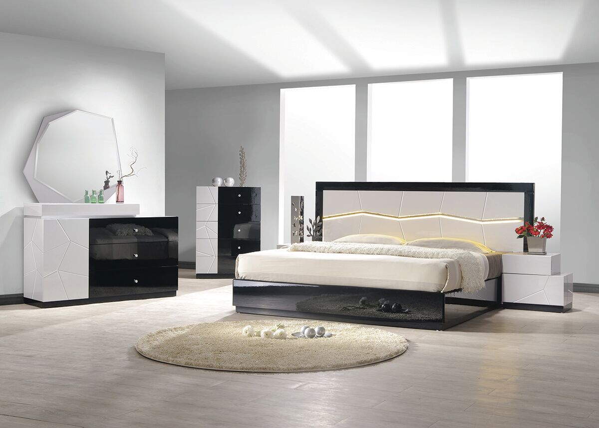 Jinn Platform Configurable Bedroom Set