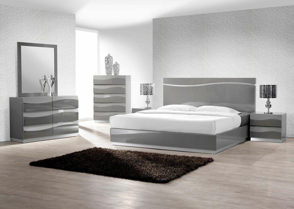 Moumoune Platform Configurable Bedroom Set