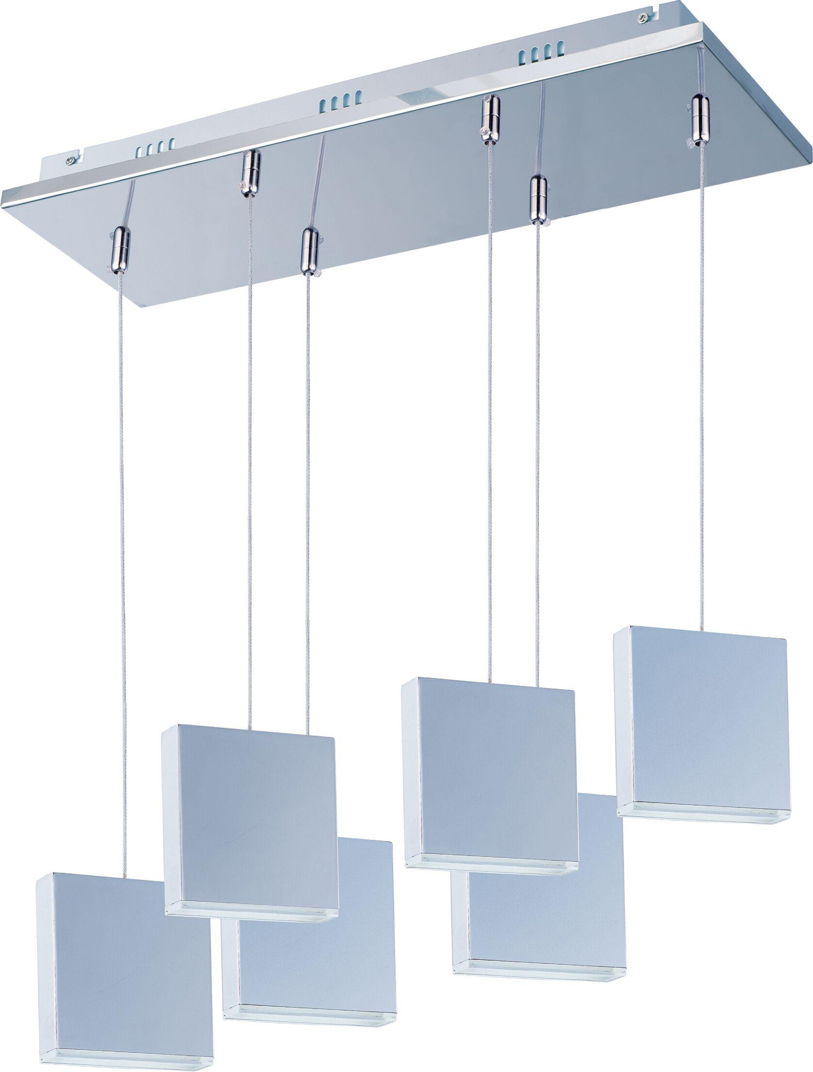Arcturus 6  LED  Pendant