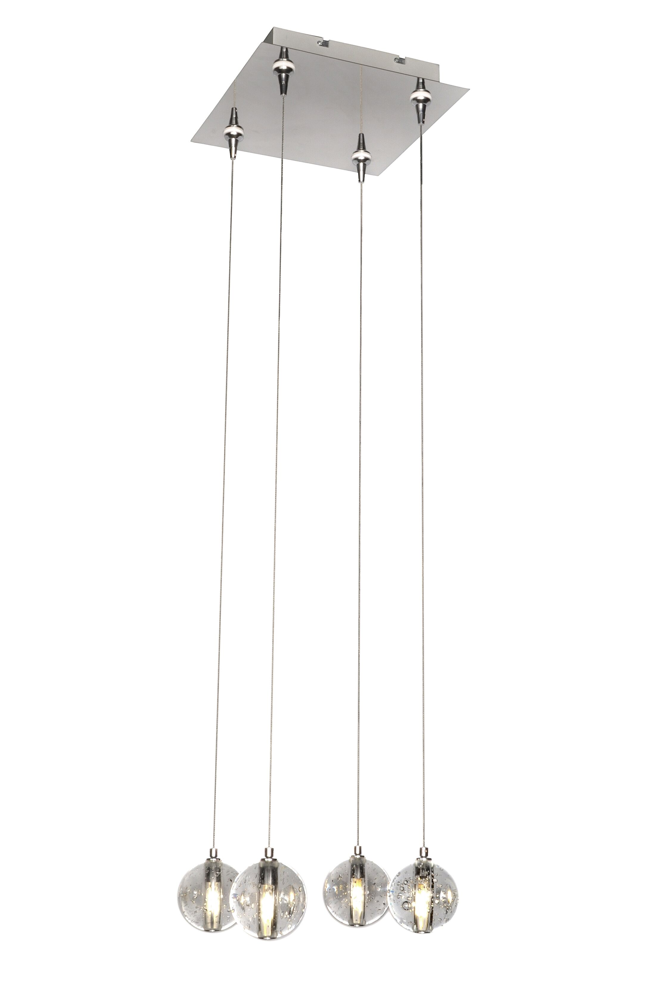Capricorn 4-Light Pendant