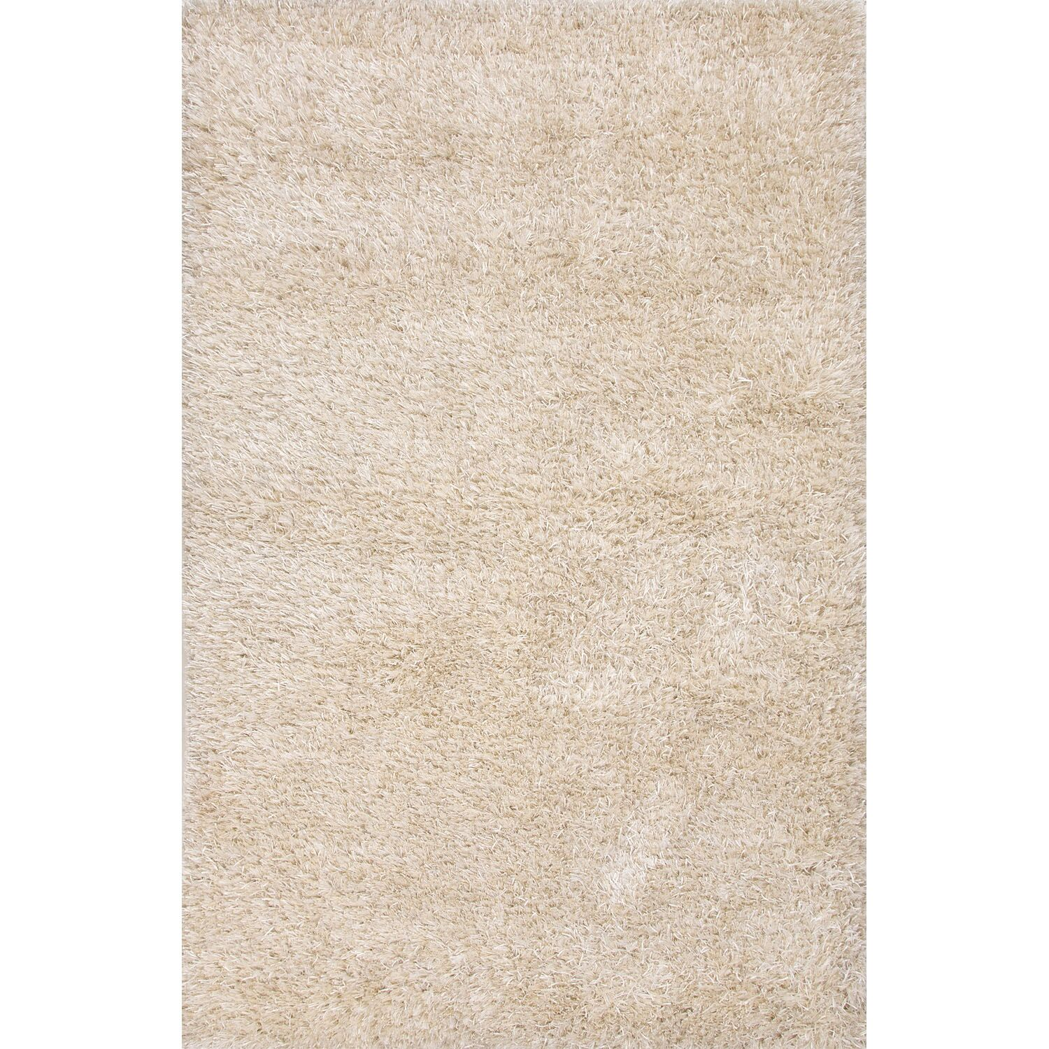 Burnell Beige Solid Area Rug Rug Size: Rectangle 2' x 3'