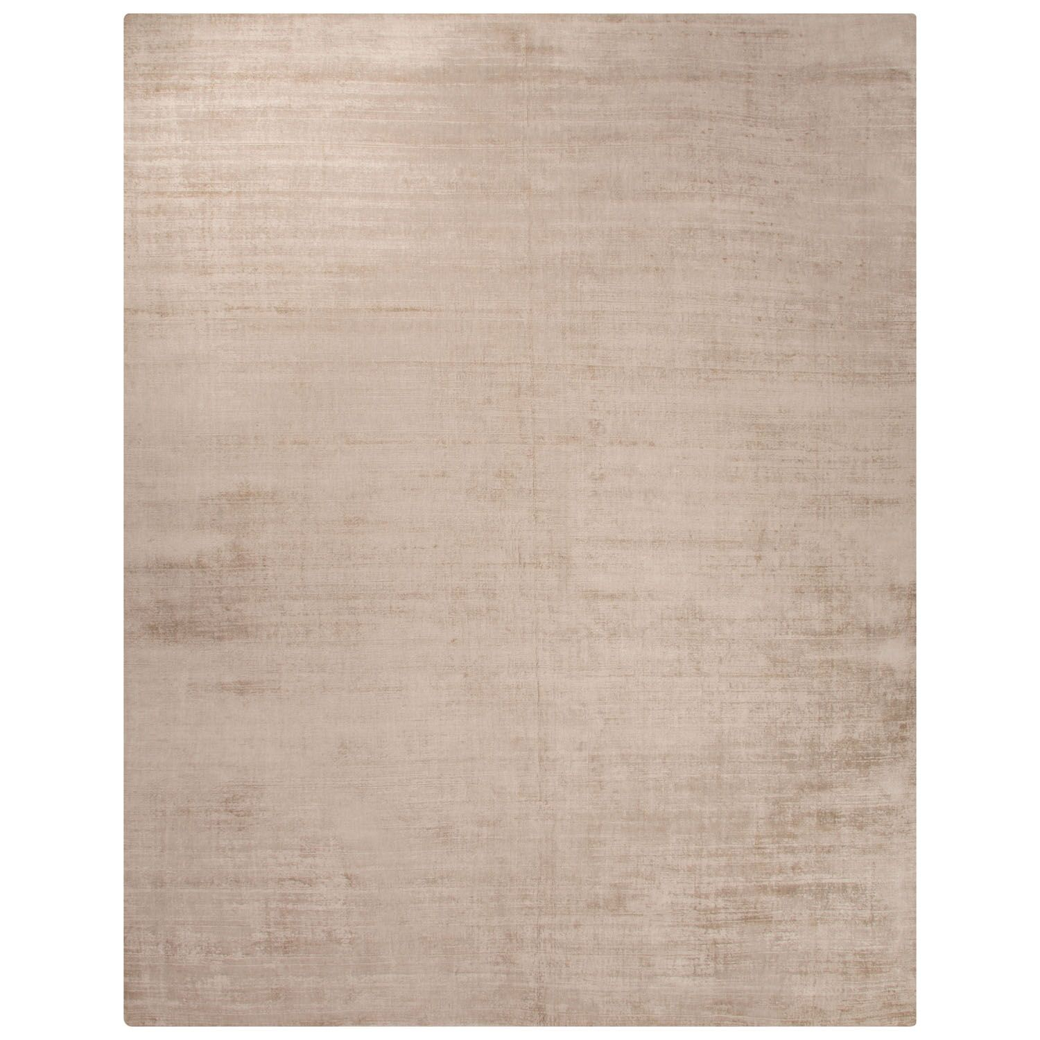 Canarsie Hand-Loomed Beige/Brown Area Rug Rug Size: Rectangle 5' x 8'