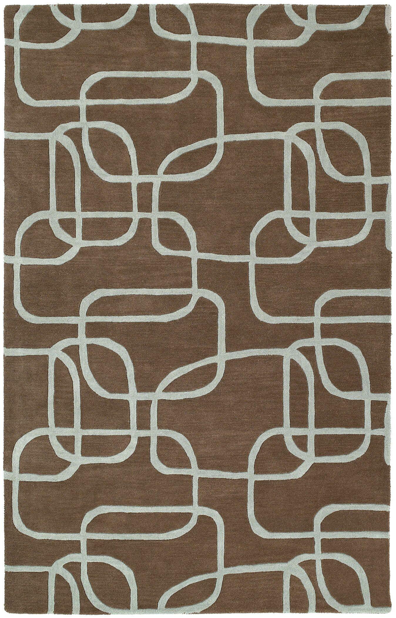 Carter Brown Area Rug Rug Size: Rectangle 8' x 11'