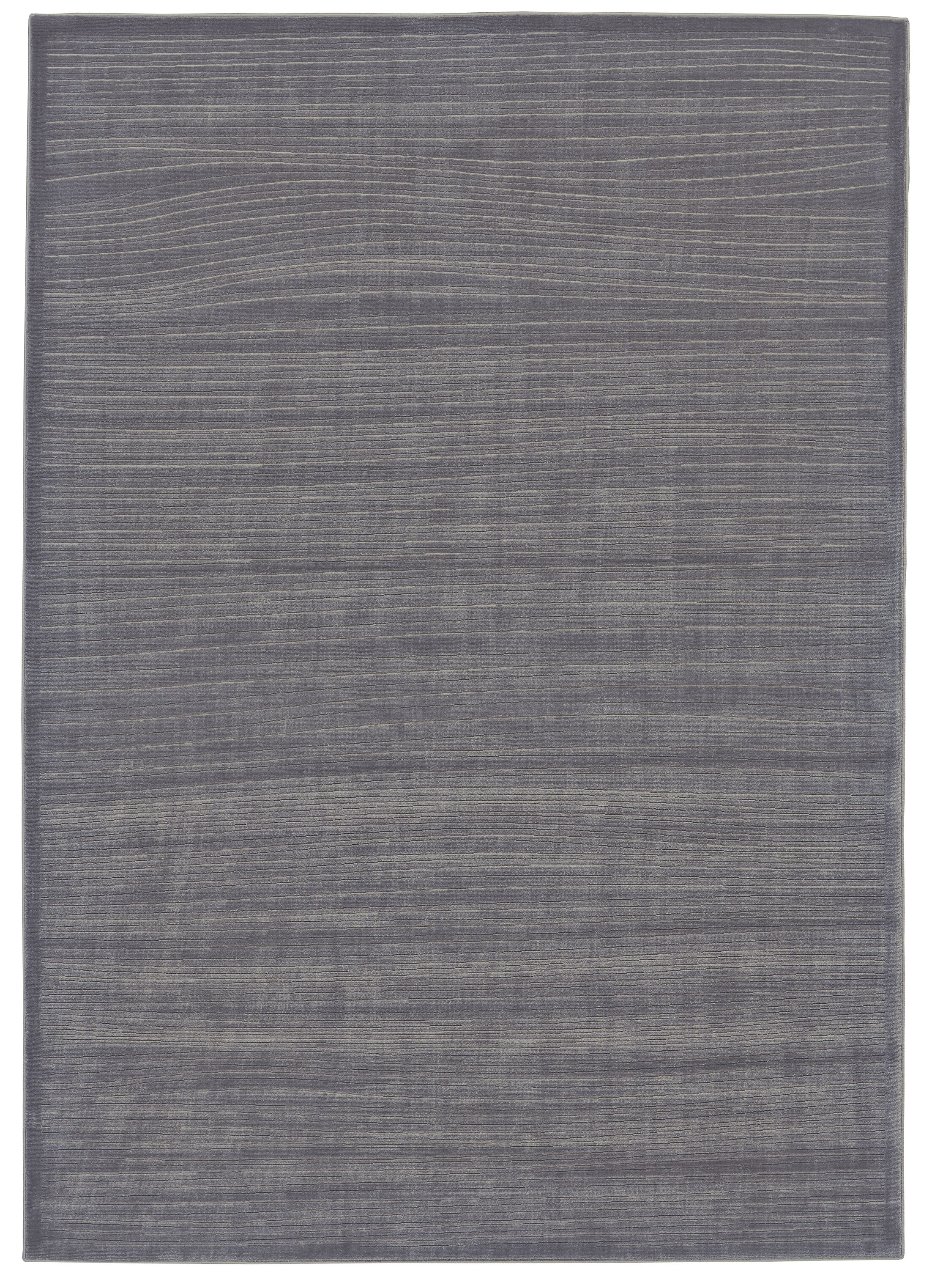 Charlotta Sterling/White Area Rug Rug Size: Rectangle 5' x 8'