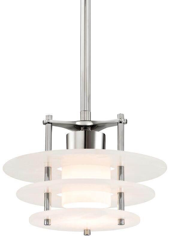 Isabela 1-Light  LED  Pendant Size: 66.5