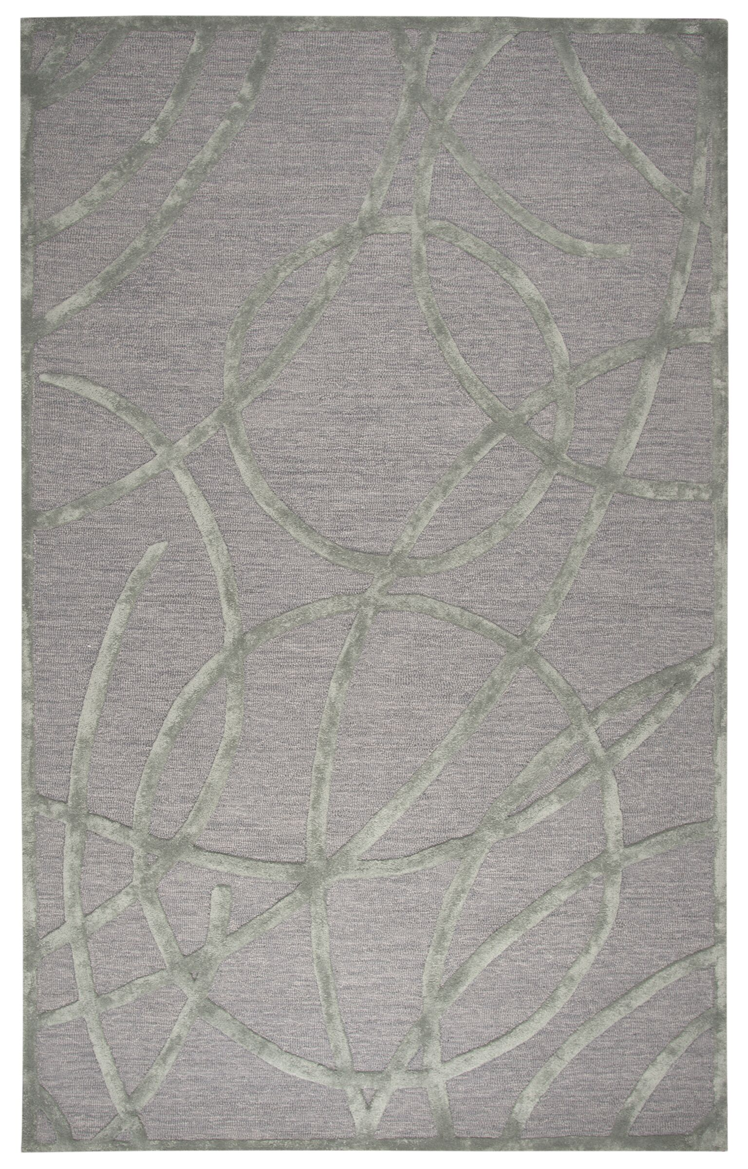 Climenhaga Hand-Tufted Tan/Gold Area Rug Size: Rectangle 9' x 12'