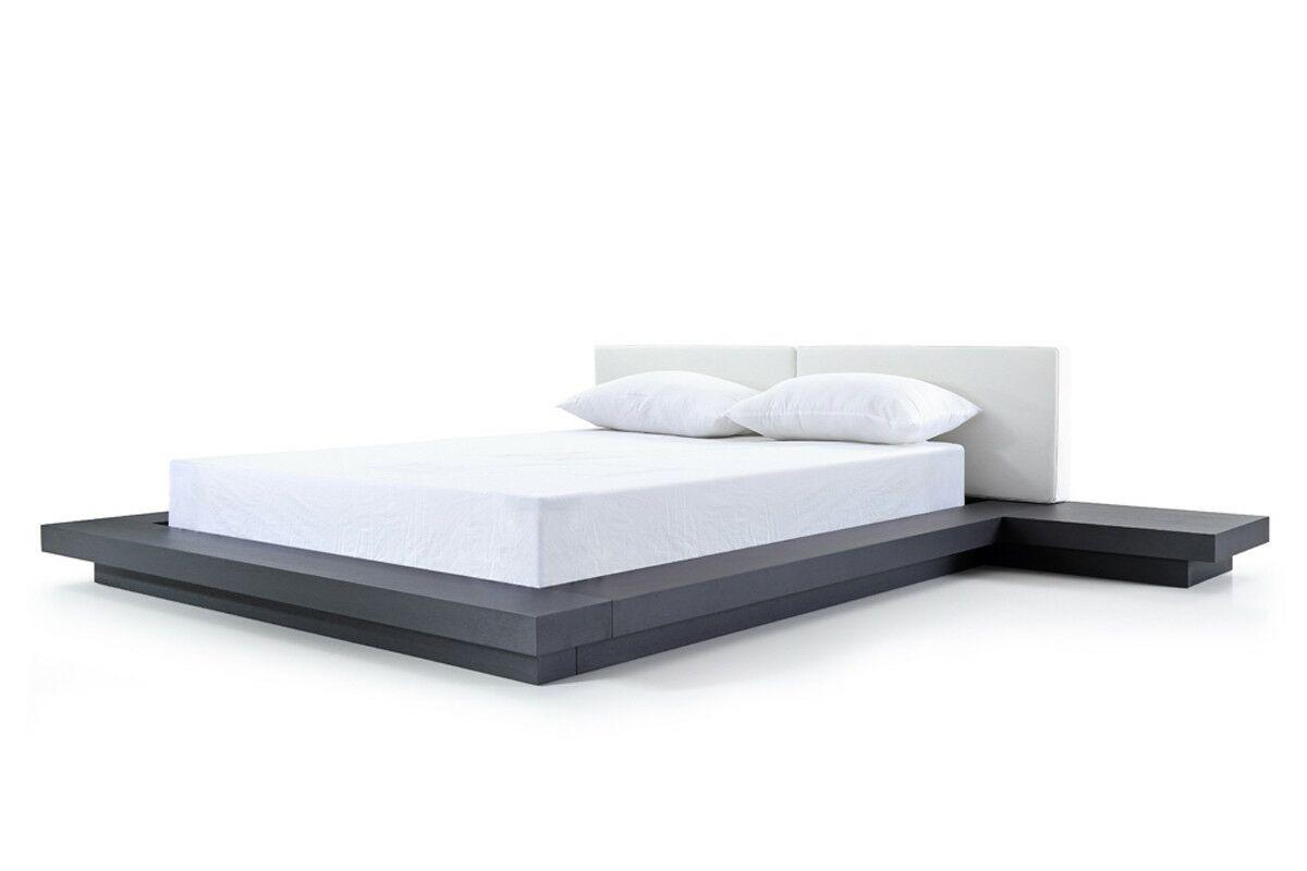 Opal Platform Bed Size: King
