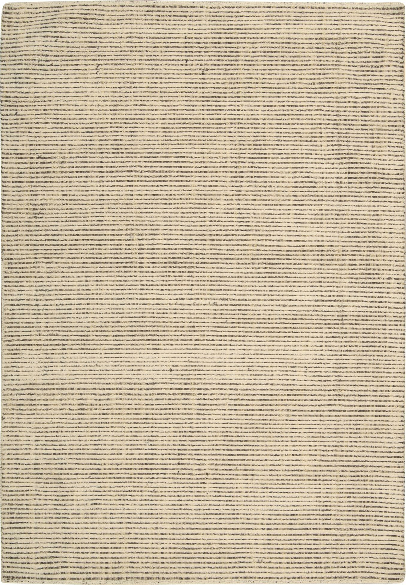 Spartacus Hand-Woven Beige Area Rug Rug Size: Rectangle 7'9