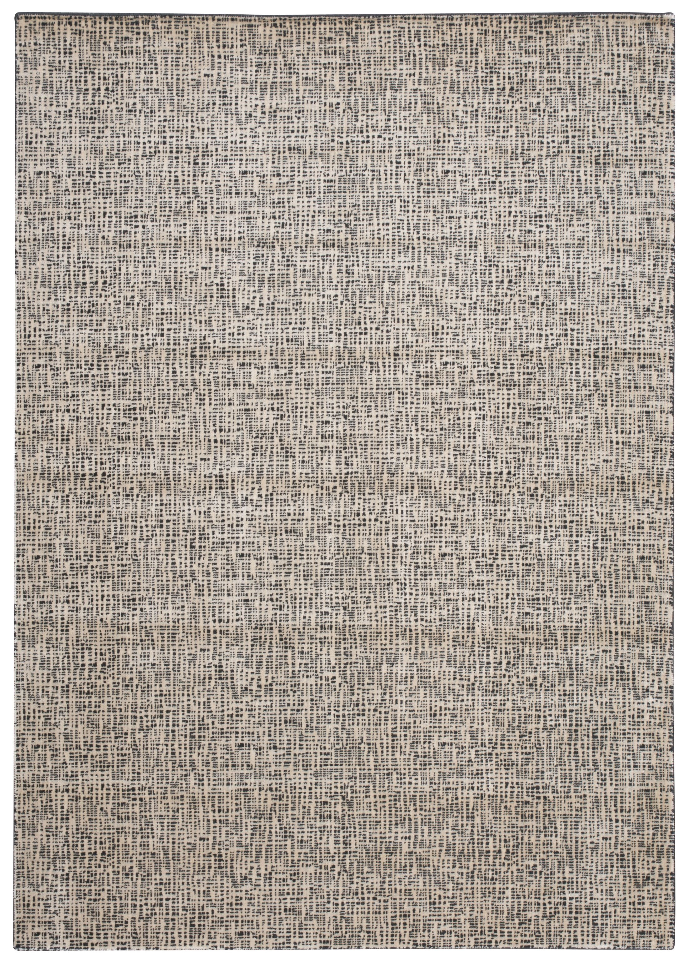 Sinclair Brown Area Rug Rug Size: Rectangle 7'6