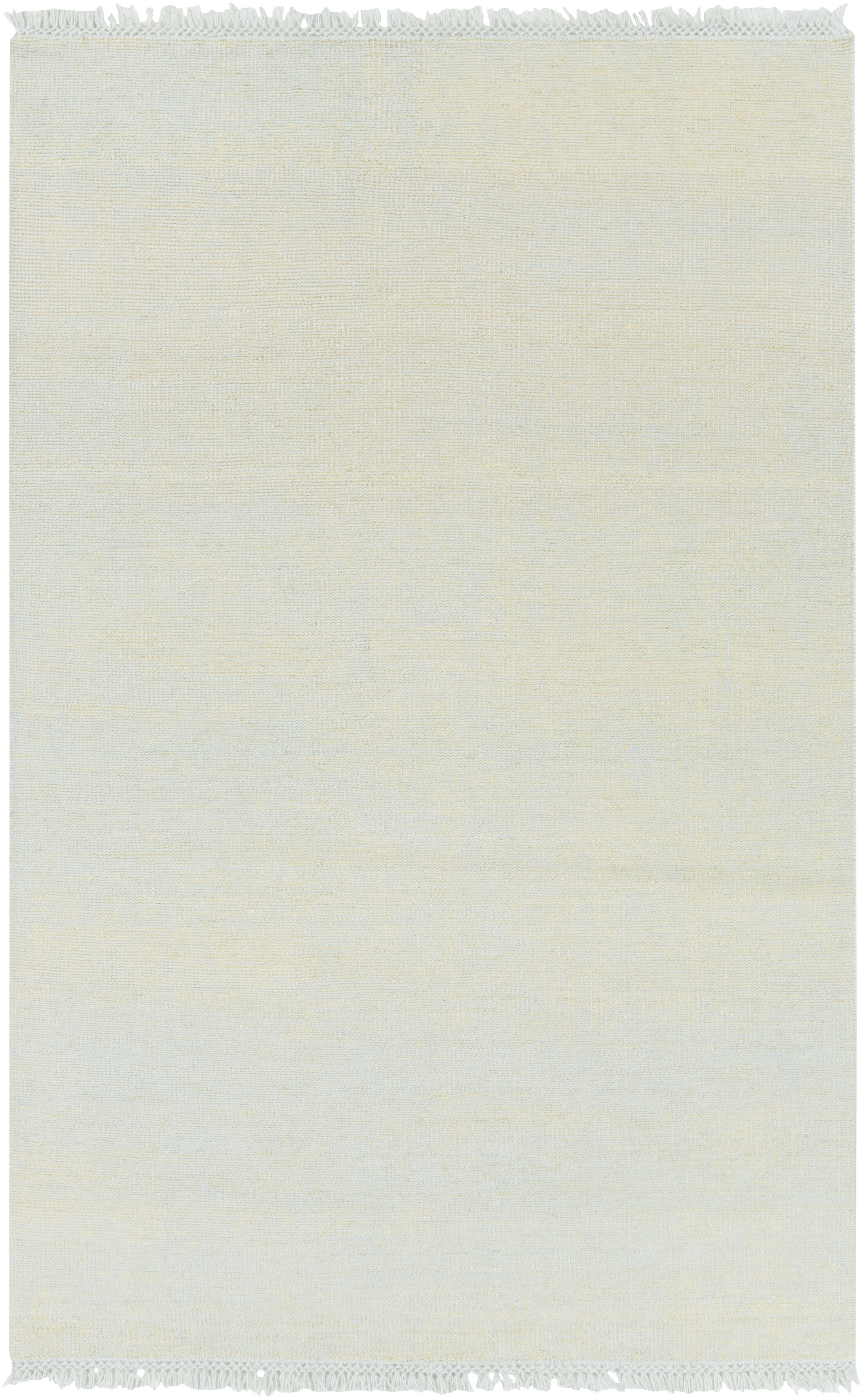 Yermo Sea Foam Area Rug Rug Size: Rectangle 6' x 9'