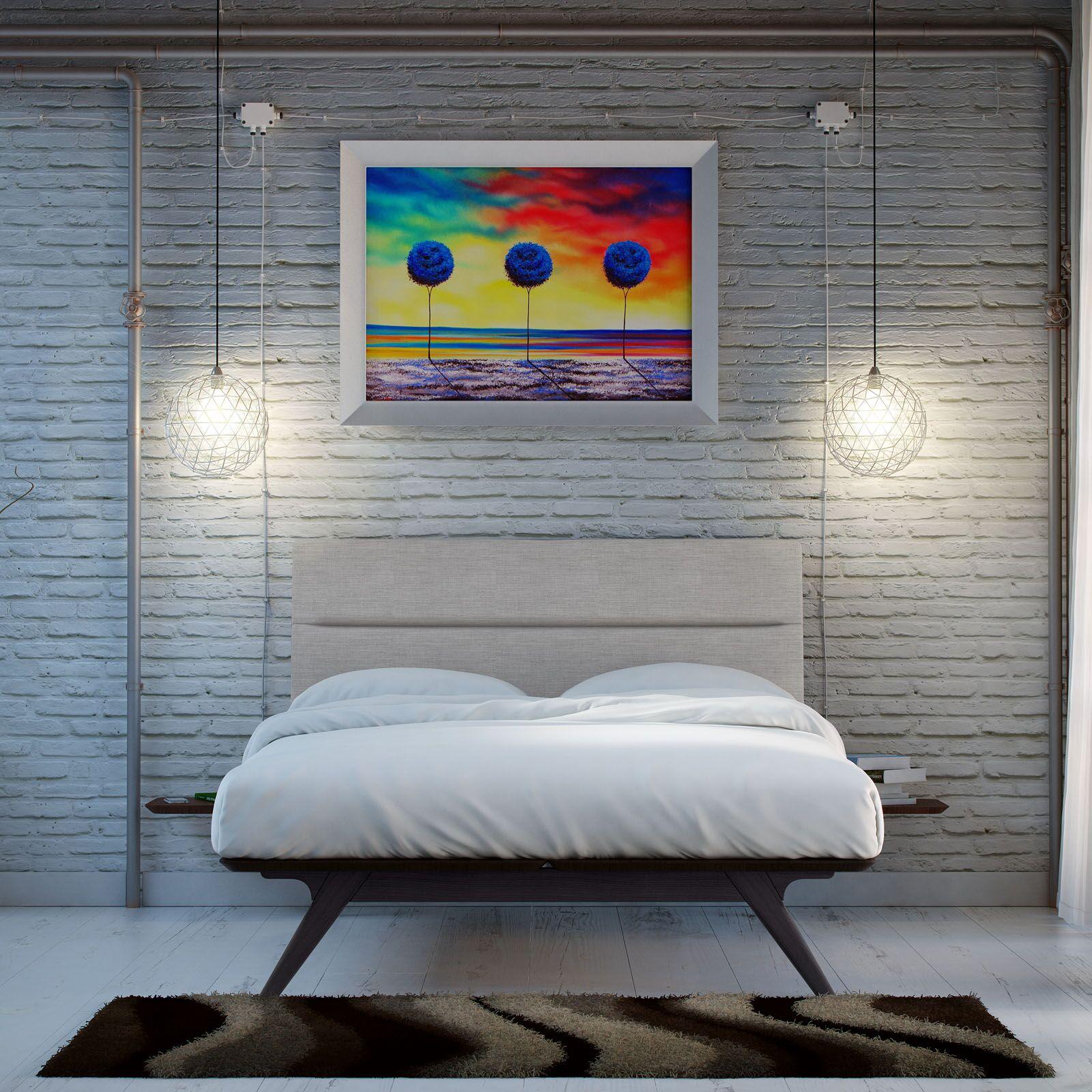 Nashua Queen Platform 3 Piece Bedroom Set Finish: Grey